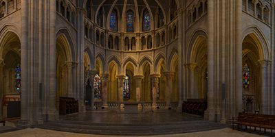 The Rose – Lausanne Cathedral