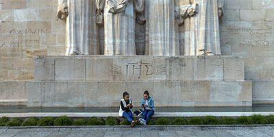The Reformation Wall – Geneva